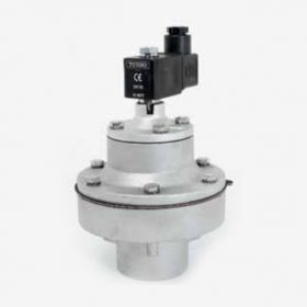 B4 GLOBAL PULSE VALVES FOR SQUARE TANK SQ Series Ø 2