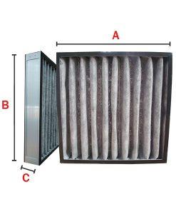 Turbo Carbon Filter (Model : TC-Series)