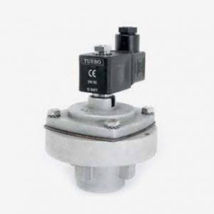 B4 GLOBAL PULSE VALVES FOR SQUARE TANK SQ Series Ø 1